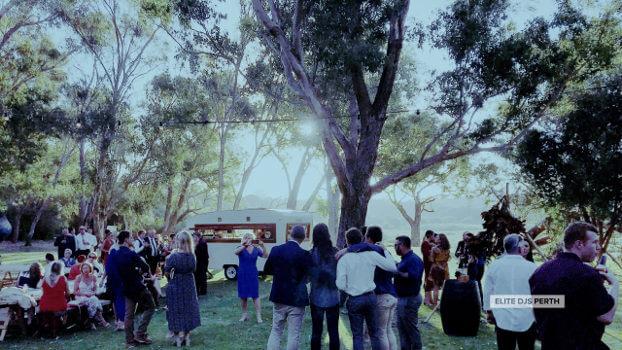 Perth Cocktail Wedding - Elite DJs Perth